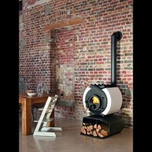 houtkachel bullerjan free flow type 00 klassik ii vuurzon houtkachels. Black Bedroom Furniture Sets. Home Design Ideas